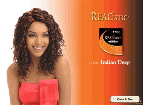 ican i dye bijoux realistic hair beauty element bijoux realistic synthetic hair real indian