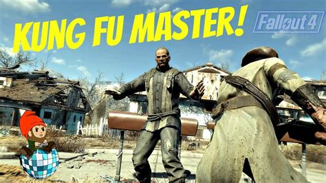 game mod kung fu quest kung fu master a fallout 4 mod youtube