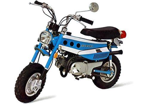 Suzuki Trailhopper by Suzuki Models 1972 Page 2