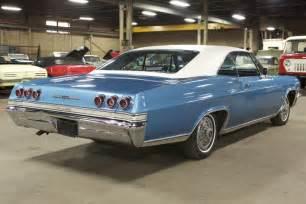 1965 Chevrolet Impala 1965 Chevrolet Impala Rear