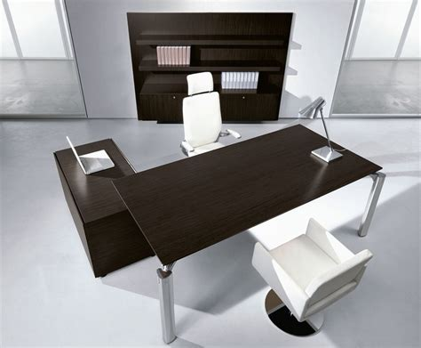 L Shaped Contemporary Desk Home Design 81 Mesmerizing Modern L Shaped Desks