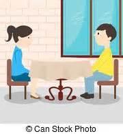 tavola seduta tavola coppia seduta tavola coppia ristorante seduta