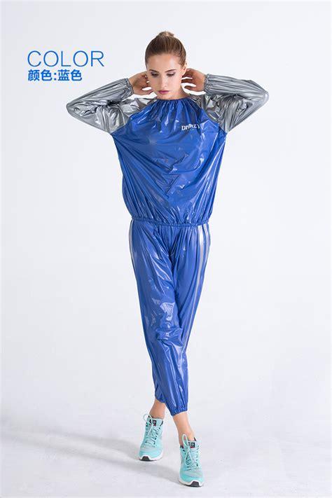 Sauna Suit Detox by Sweat Wear Slimming Clothing Sauna Clothing Sweat Suit