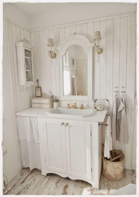 bagno stile shabby shabby and charme una favolosa stanza da bagno in stile