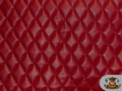 vinyl quilted foam glossy fabric w 3 8 quot foam backing