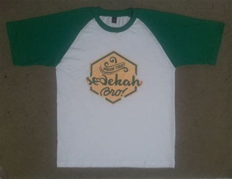 Seragam T Shirt seragam t shirt smanim85 sedekah kip s production