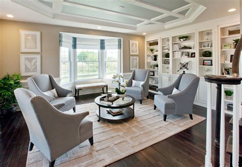 model home living rooms new luxury homes for sale in harleysville pa reserve at