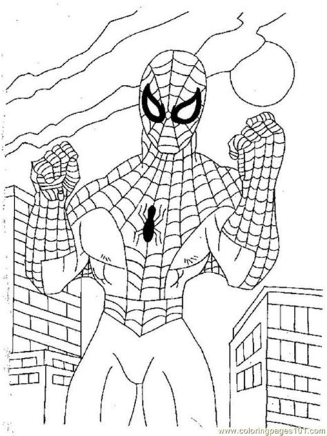 spiderman coloring pages pdf download spiderman coloring pages pdf coloring home