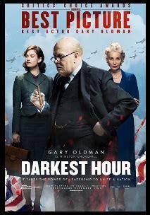 darkest hour cineplex アカデミー脚本賞 bing