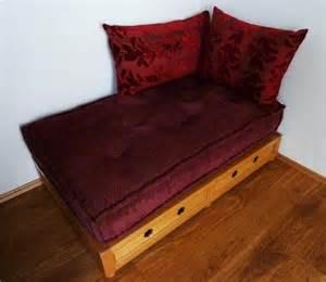 marokkanische sofa orientalisch marokkanisches sofa sedari balkonbett in