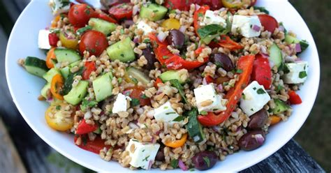barefoot contessa greek salad greek grain salad barefoot contessa