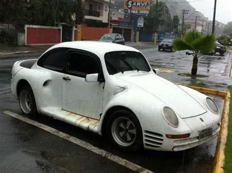 ugly porsche 755 best images about custom car mod fails on pinterest