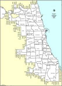 Chicago Community Area Map by Chicago By George Hernandez