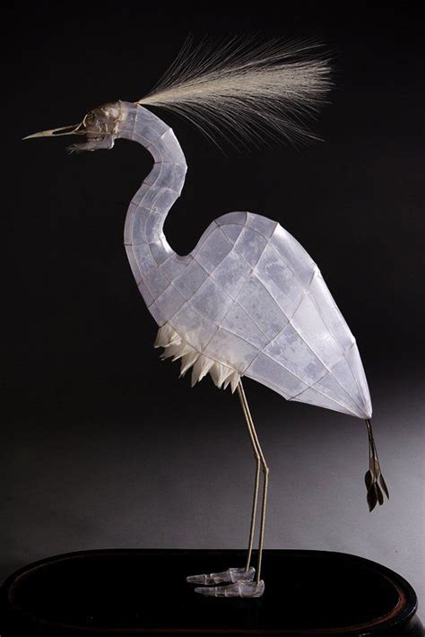 paper bird sculpture 17 best images about wire and paper sculpture on sculpture nautilus shell and paper