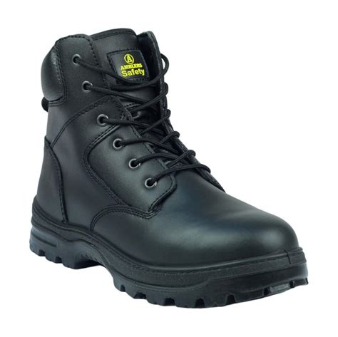 Boot R 011 84 fs84 amblers unisex s1 safety boot with steel midsole