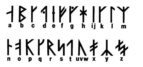 the viking runes a ancient alphabet for communication runes