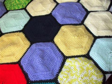 hexagon knitting pattern free 10 free hexagon crochet patterns