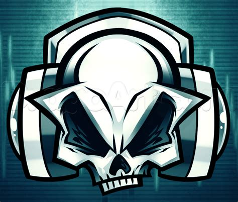 N Drawings by Awesome Skulls Quot N Quot Stuff Images Skull With Headphones