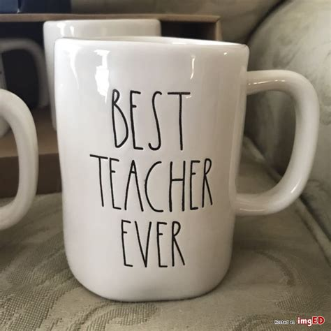 magenta rae dunn new rae dunn by magenta best teacher ever mug artisan