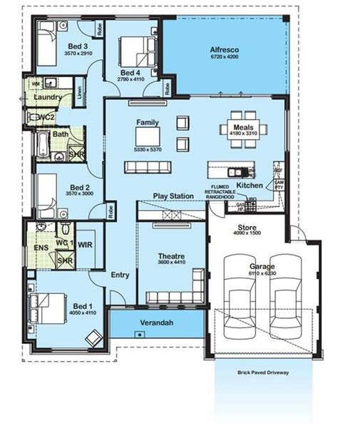 modern minimalist house plan gallery  ideas