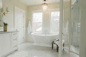 Decorating Bathrooms Bathroom Color Schemes - bright master bath traditional bathroom salt lake city by white gold design