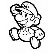 COLORING 》Activity Paper Mario Coloring Pages Picture 2 550x717jpg