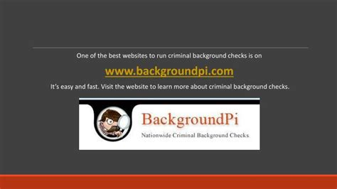 Run Criminal Background Check Ppt How To Deal With Insurance Brokers Powerpoint Presentation Id 7571195