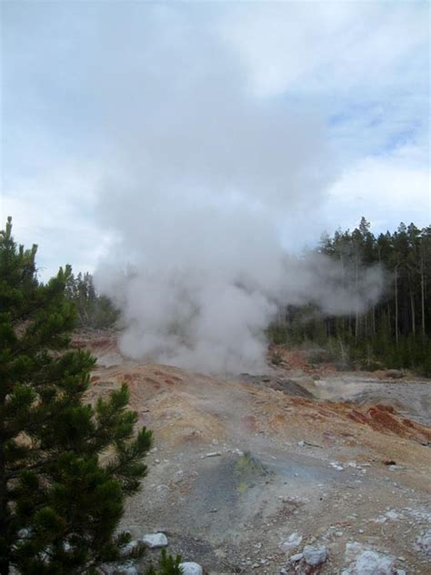 steamboat geyser facts norris geyser basin the dye clan