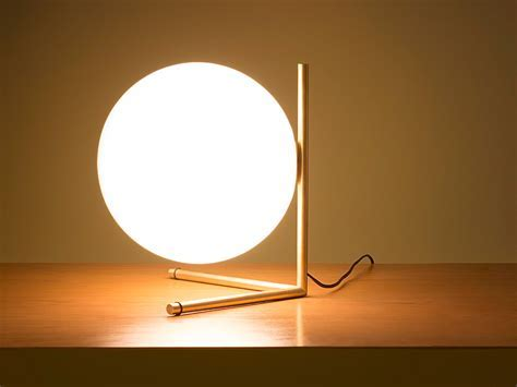 Flos IC T2 Table Lamp Buy at Eames Lighting   Eames Lighting