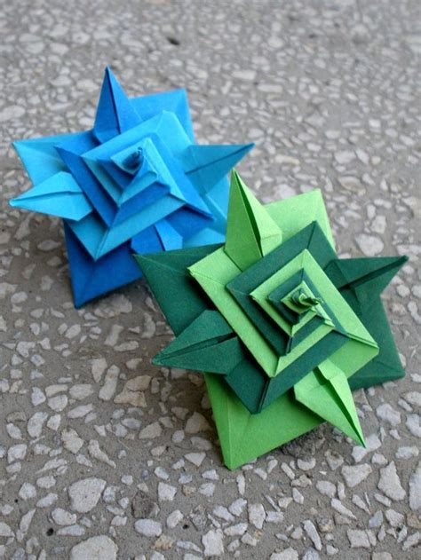 Modular Origami Folding - 608 best images about origami 摺紙 on