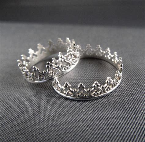princess crown ring tiara ring let them eat cake