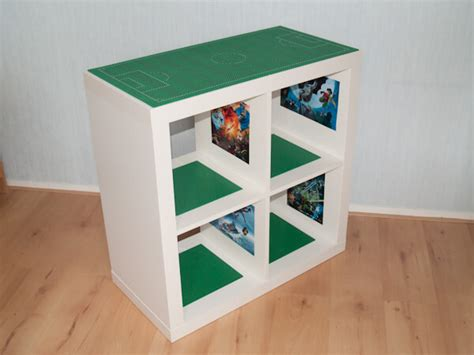 ikea lego table hack lego tables ikea hacks storage keep calm get organised