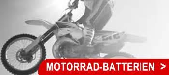Motorrad Batterie Finder by Autobatterien Motorradbatterien Lkw Batterien Hier