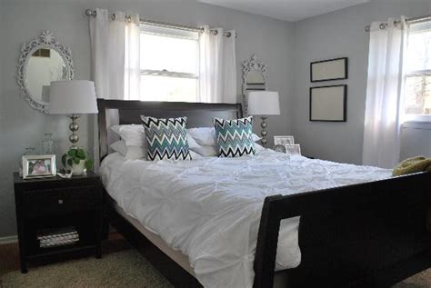 stonington gray benjamin moore pintuck duvet contemporary bedroom benjamin moore