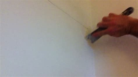 Comment Reboucher Un Trou by Comment Reboucher Un Trou Dans Un Mur