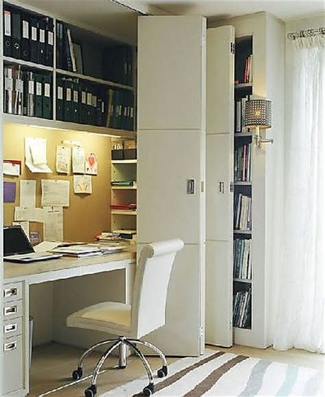 Closet Home Office Ideas Home Office Closet Ideas