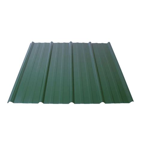 10 ft galvanized steel corrugated roof panel 13504 the