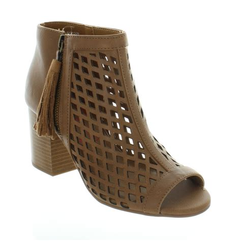 booties shoes jellypop cut out booties ankle boots