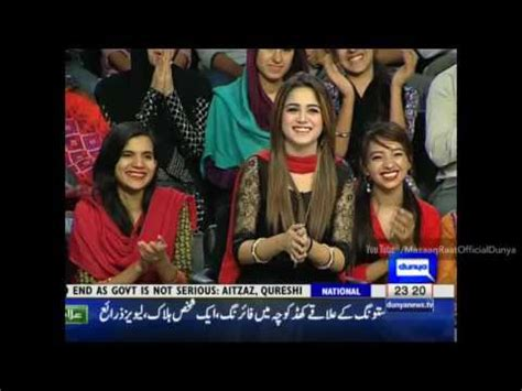 khabar naak 12 march 2016 | geo news vidoemo emotional