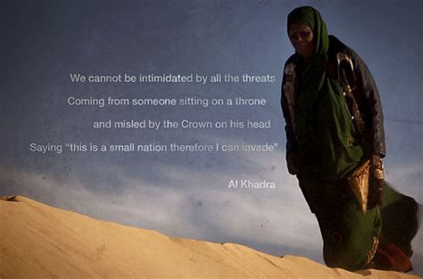 al khadra poet   desert morocco al jazeera