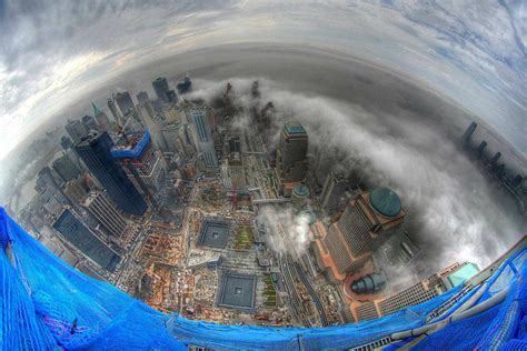 new views the world view from on top of the new world trade center imgur