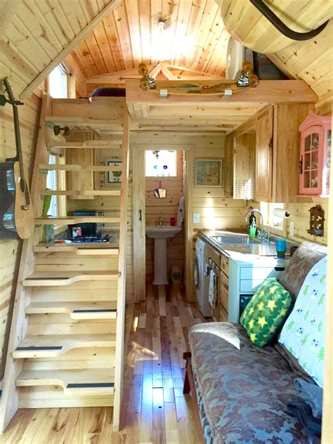 interior design of small house nicki s colorful victorian tiny house after one year