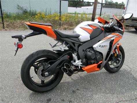 2010 Honda Cbr1000rr Sportbike For Sale On 2040 Motos