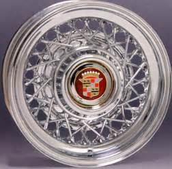Cadillac Spoke Wheels Mac S Cadillac World Cadillac Kelsey Wire