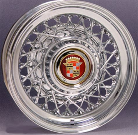 Cadillac Wire Rims by Mac S Cadillac World Cadillac Kelsey Wire