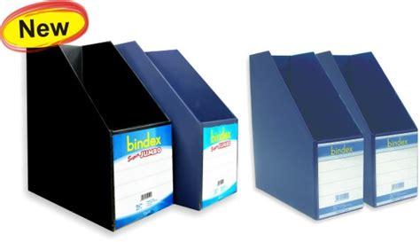 Box File Plastik supplier stationery alat tulis kantor box file magazine file