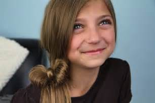 In addition cute girls hairstyles bow besides cute hairstyles with bow