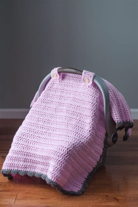 infant car seat slipcover pattern free canopy cover for car seat velcromag