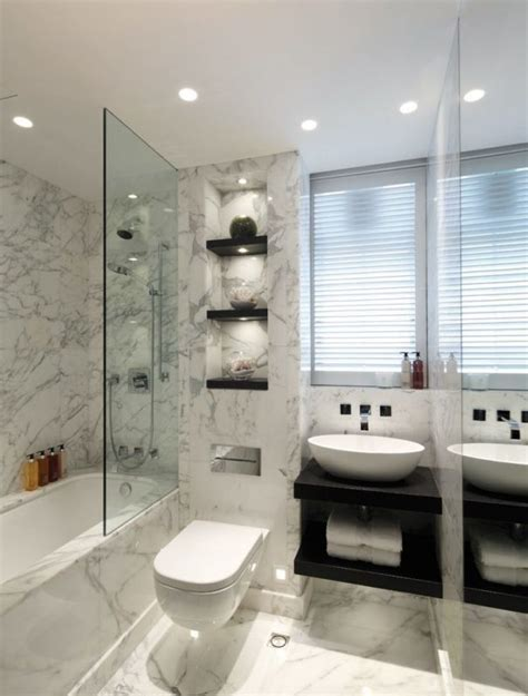 Kitchen Designs For Small Spaces glamorous bathrooms by kelly hoppen to copy decor10 blog