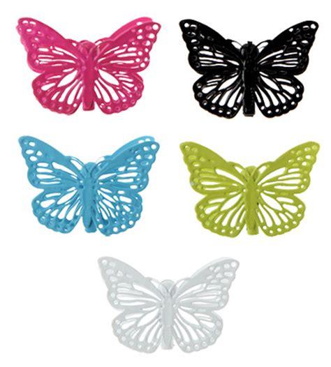 Pince Rideau Papillon by Petites Pinces Papillons M 233 Tal Ajour 233 Marque Place Th 232 Me